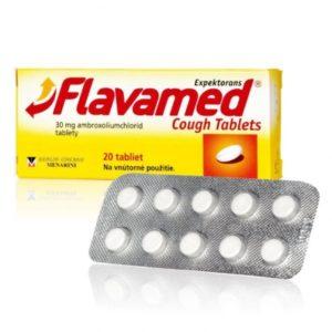 8a3d56d35f Flavamed Cough tablets 20 tbl – Berlin-Chemie
