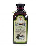 Babička Agafa- Posilňujúci čistiaci šampón na báze mydlice lekárskej
