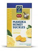 Manuka Health Pastilky z Manuka medu MGO™ 400+ s citrónovou príchuťou