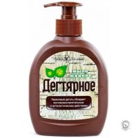 Nevska kozmetika Nevská kozmetika - Tekuté mydlo s brezovým dechtom 300ml