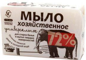 Nevska kozmetika Nevská kozmetika - Domáce mydlo 72% - 400g