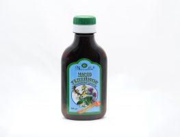 Mirolla Mirrolla Lopúchový olej s liečivými bylinkami - 100 ml