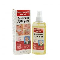 Korolev Farm Valentin Dikul - masážny olej- 200ml