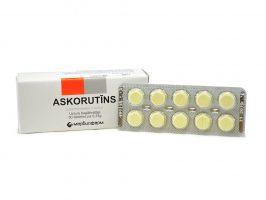 Askorutin - 50 tabliet