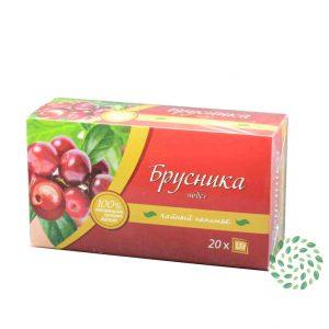 Firma Kima - Brusnicový čaj porciovaný- 20x1