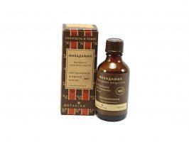 100% prírodný kozmetický makadamiový olej - Botanika - 30ml