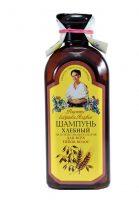 Šampón chlebový na báze mydlice lekárskej - Babička Agafia - 350ml