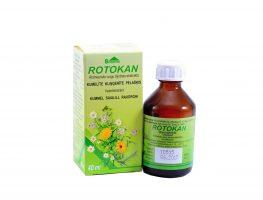"""Biologicky aktívny doplnok """"Rotokan"""" pri zápaloch horných dýchacích ciest - Vifiteh - 40ml"""