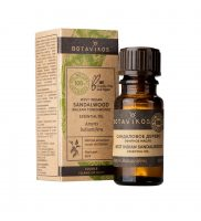 100% esenciálny olej zo santalového dreva - Botavikos - 10 ml