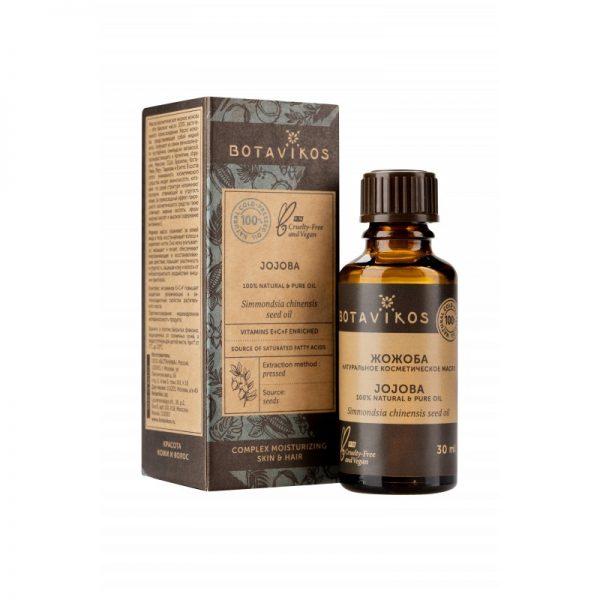 100% prírodný kozmetický jojobový olej - Botavikos Balenie: 50 ml
