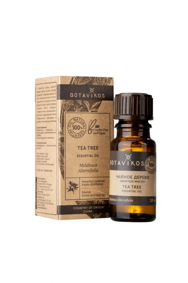 100% esenciálny olej z melaluky striedavolistej - Tea Tree - Botavikos - 10 ml
