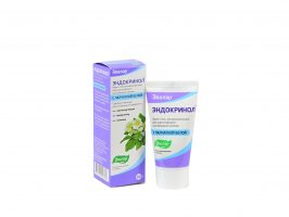 Endokrinol - starostlivosť o pokožku v oblasti krku a na úpravu funkcie štítnej žľazy - Evalar - 50 g