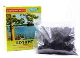 Prírodný liečiteľ Šungit Minerál - prírodný filter vody Balenie: 150 g